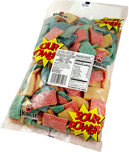 Sour Power Candy