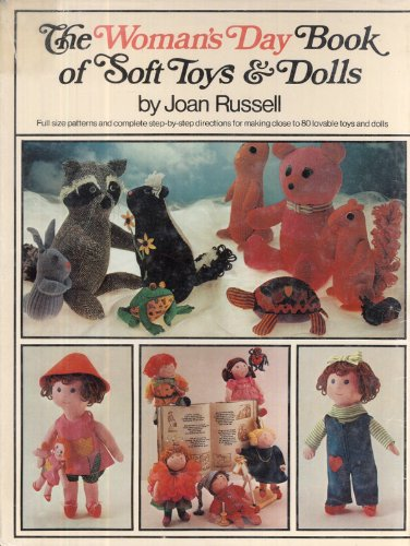 The Woman's Day Book of Soft Toys & Dolls