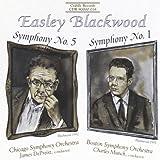 : Easley Blackwood: Symphonies 1 & 5