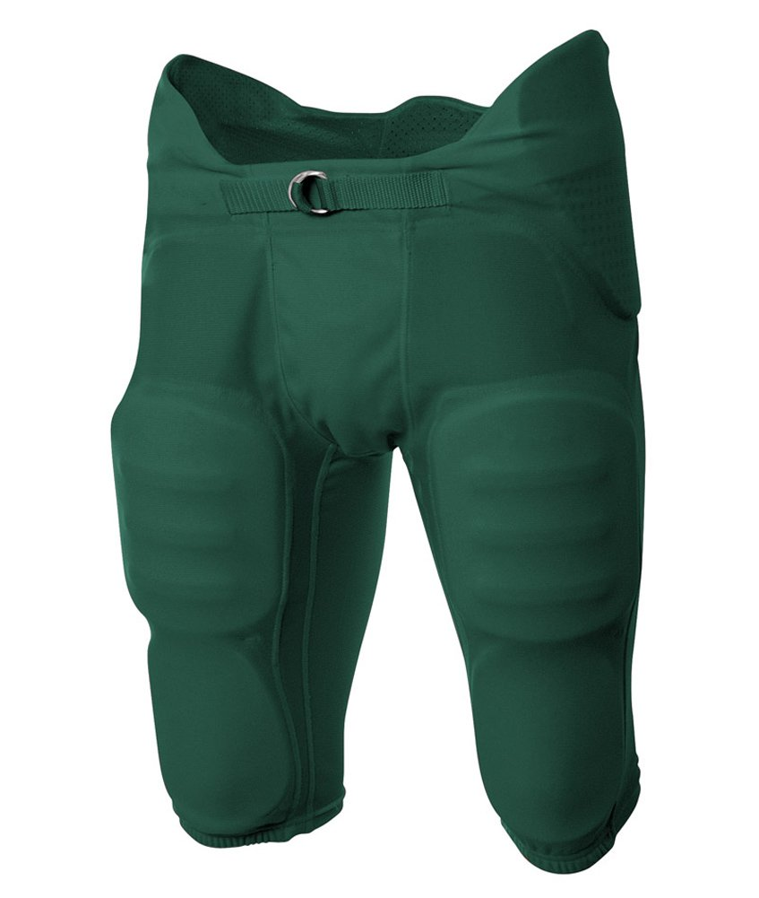 A4 Youth Game Slotted Football Pant