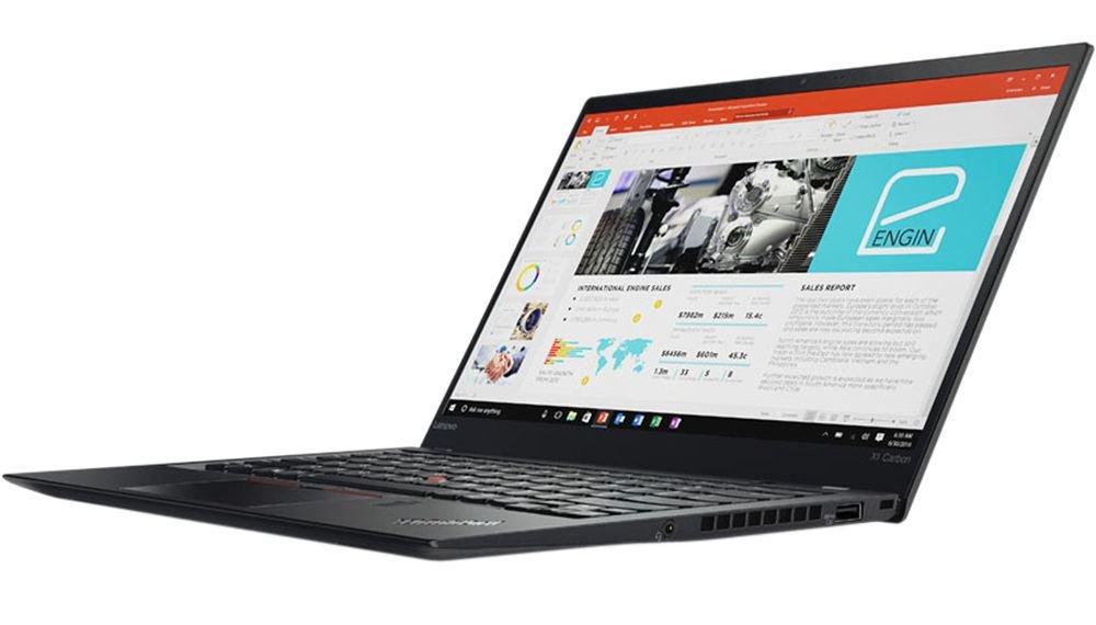 Amazon ca Laptops: Lenovo X1 Carbon (5th Gen) 14 inch QHD