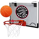 fan products of Jarden Sports Licensing NBA Game On Indoor Basketball Hoop & Ball Set