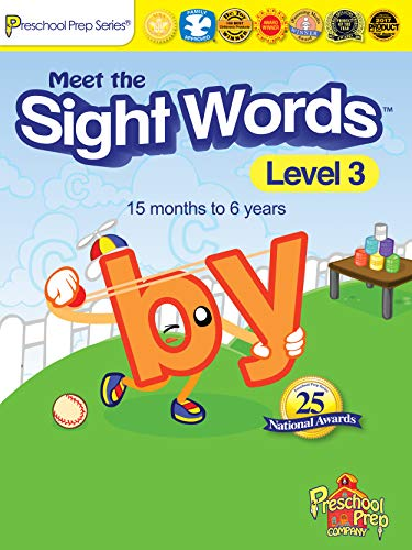 Meet the Sight Words - Level 3 (Dvd Sight Words)
