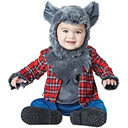 California Costumes Baby Boys' Wittle Werewolf Infant, Multi, 18 to 24 Months