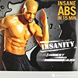 Beachbody Insanity Fast and Furious Abs DVD Workout