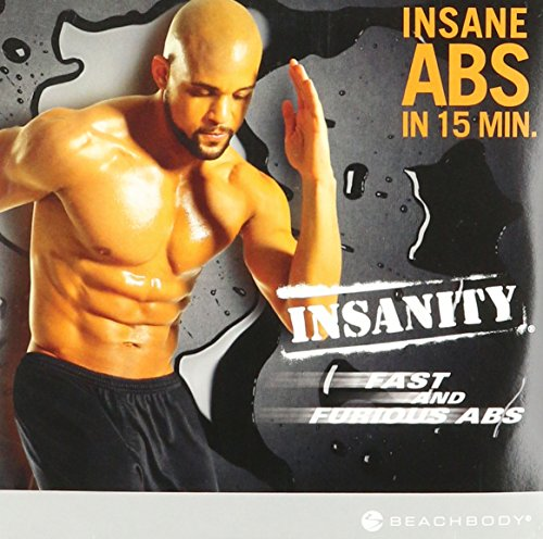 INSANITY Fast Furious Abs Workout product image
