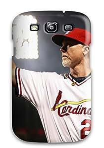 Best 7920986K204069892 st_ louis cardinals MLB Sports & Colleges best Samsung Galaxy S3 cases