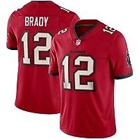 Jersey de Rugby Tom Brady # 12 Tampa