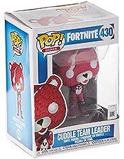 Funko Pop! Games: Fortnite S3 Cuddle Team Leader, Action Figure - 40948