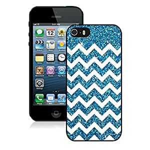 Anchor Glitter iPhone 5 5S Case Black Cover Nice GiftS cell phone cases