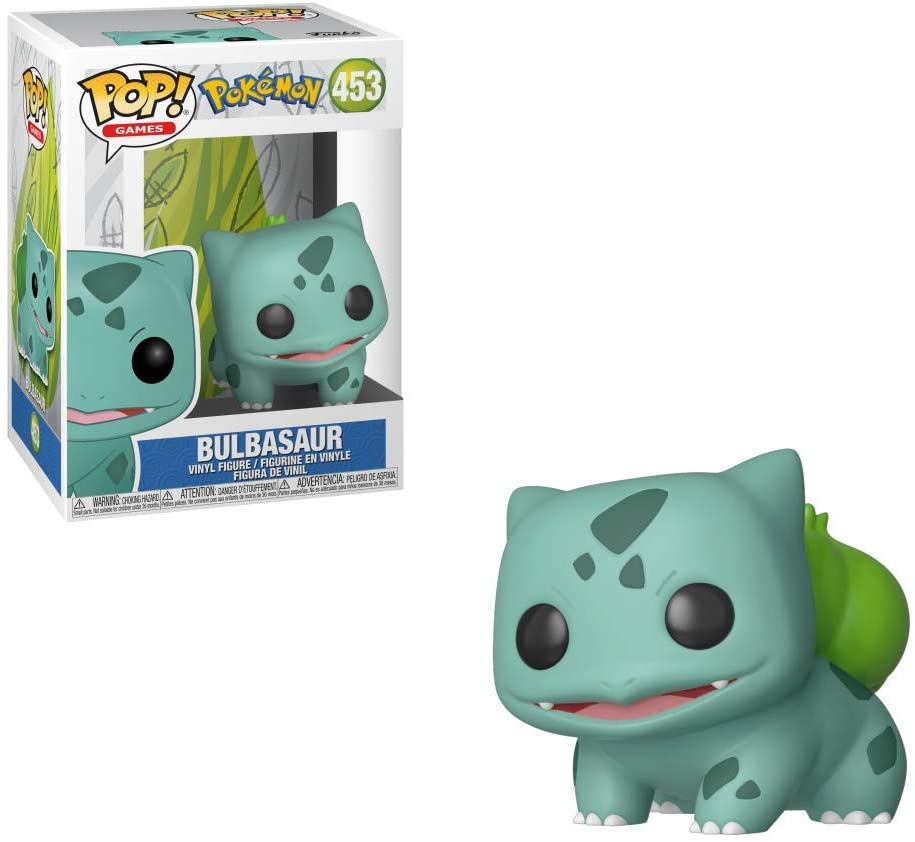 Funko Pop Bulbizarre