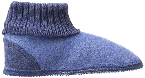 Kramsach Giesswein Capriblau 6 Blue Adults' Blue Top Unisex Low Slippers 144qErw