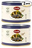 Galil Stuffed Grape Leaves Non-GMO, 14oz Can (2-Pack)