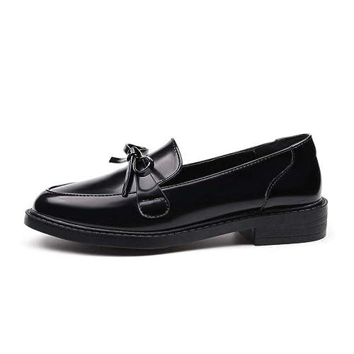 info for 100% authentic various styles Zapatos de cuero, zapatos con cabeza redonda, zapatos ...