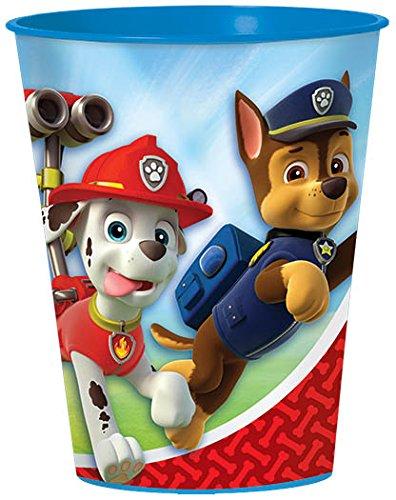 Paw Patrol Plastic 16 Oz. Favor Cup Each-2Pack by BIRTHDAYMANIA