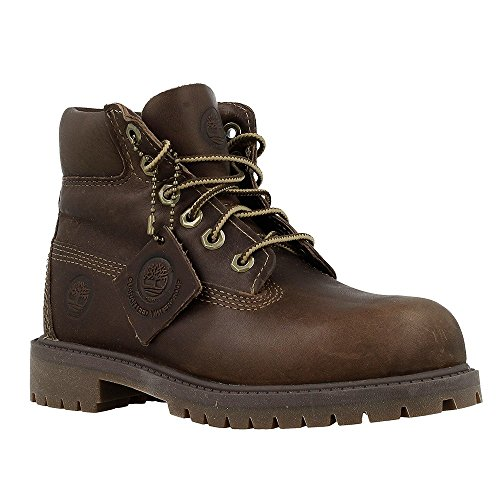 Timberland Authentic - 6370R - Color Brown - Size: 3.0 by Timberland