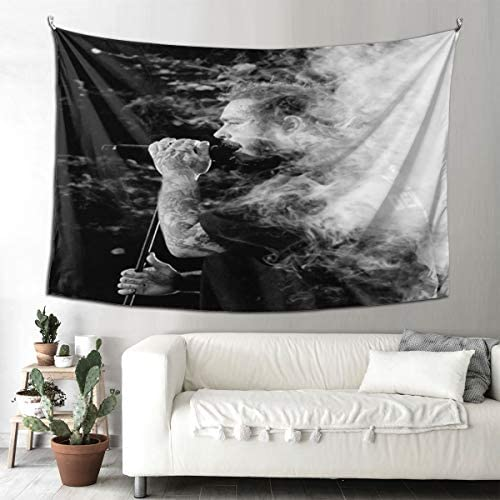 Malone Rocker Wall Hanging Tapestry 3d Printing Wall Art Decorations For Bedroom