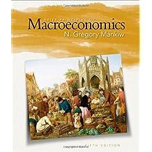 Mankiw Brief Prin. of Macroeconomics 5e (with Aplia Its 1-Semester Printed Access Card)