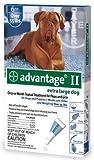 Bayer Advantage II, Dog, over 55 lbs, 6pk
