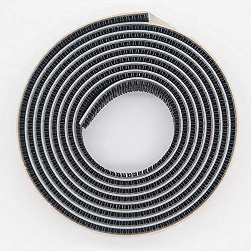 GAOTING Velcros Adhesive Type 400//25.4mm Width 3M Dual Lock SJ3551 Black VHB Mushroom Adhesive Fastener Tape Color : 25.4mmx10meters
