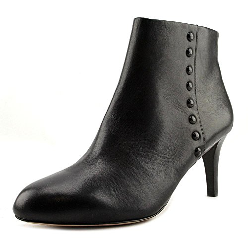 Toe Shine Black Ankle Boot Soft Hickory Pointed Leather Coach 7SZ4x