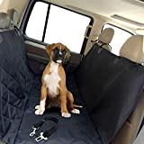 AUXMART Dog Seat Cover for Cars Trucks and SUVs – Non Slip Backing – Waterproof – Unconditional Review
