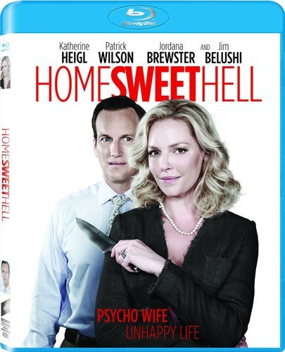 Blu-ray : Home Sweet Hell (Blu-ray)