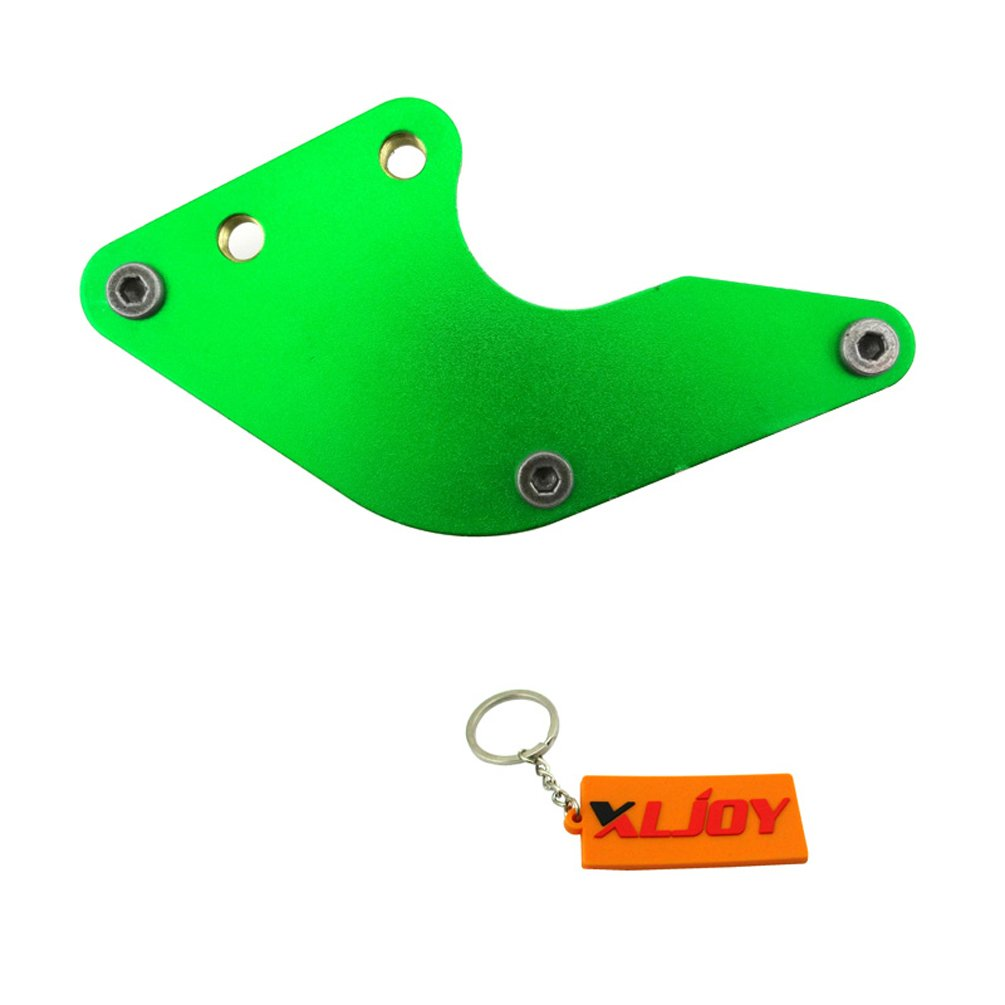 XLJOY Green Chain Guard Guide For 50cc-160cc Atomik Thumpstar CRF50 Dirt Pit Bike