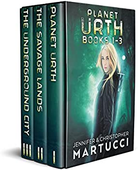 The Planet Urth Series 3-Book Boxed Set Kindle Edition