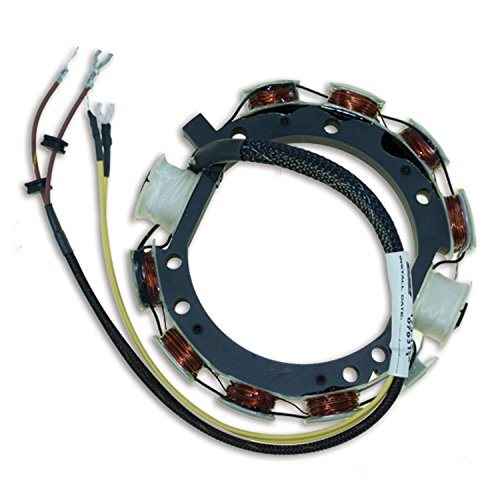 - CDI Electronics 173-1225 Johnson/Evinrude Stator - 4 Cyl, 6 Amp, PP4 (1973-1977)