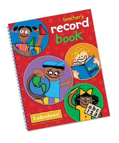 Teacher's Record Book -