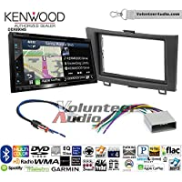 Volunteer Audio Kenwood Excelon DNX694S Double Din Radio Install Kit with GPS Navigation System Android Auto Apple CarPlay Fits 2012-2016 Honda CR-V (Without factory amplified systems)