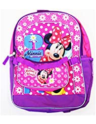 Full Size Minnie Mouse Backpack with Detachable Purse - Minnie Mouse Backpack