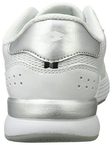 MT Slv Lotto II Wht W AMF Weiß Dayride Damen Sneakers axawzFUn