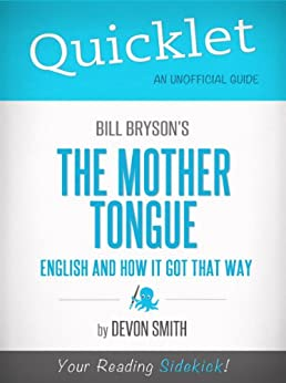 mother tongue bill bryson The mother tongue--english & how it got that way by bryson, bill and a great selection of similar used, new and collectible books available now at abebookscom.