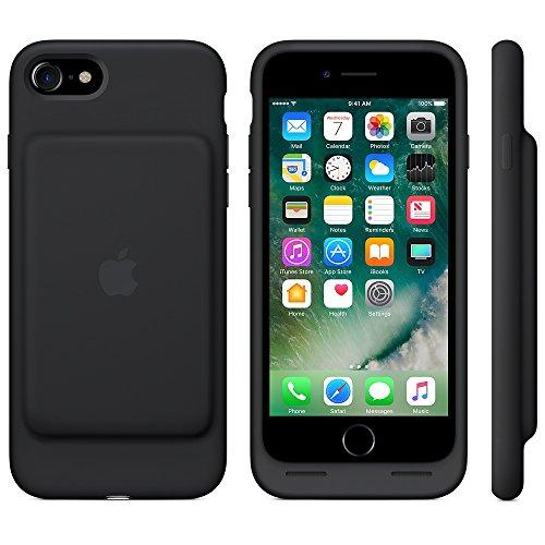 Apple iPhone 7 Smart Battery Case Black (Certified Refurbished) by Apple (Image #1)