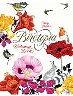 Flowers Coloring Book Botanical Patterns And Charts For Beautiful