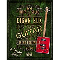 101 Riffs and Solos for Four-String Cigar Box