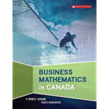 Business Mathematics in Canada