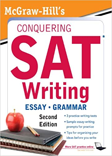 Amazon mcgraw hills conquering sat writing second edition 5 amazon mcgraw hills conquering sat writing second edition 5 steps to a 5 on the advanced placement examinations ebook christopher black kindle fandeluxe Images