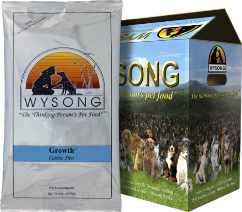 Wysong Growth Dog Food Case, 32-Pound, My Pet Supplies