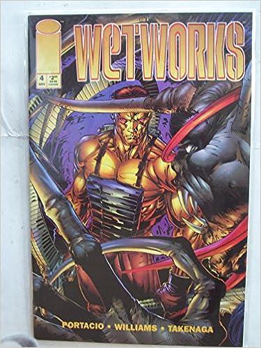 Wetworks #4 November 1994