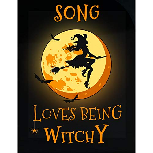 Inked Creatively Song Loves Being Witchy Sticker]()