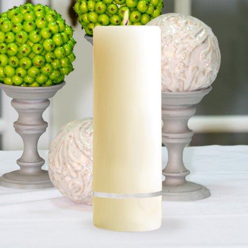Personalized Wedding Unity Candle - Personalized Unity Candle Set - Duke