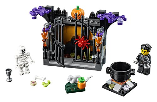 LEGO Holiday 6175449 Halloween Haunt 40260, - Haunted House Mini
