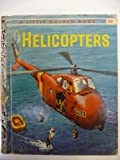 img - for The golden book of helicopters book / textbook / text book