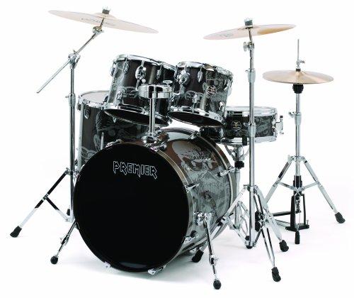 Premier Spirit of Maiden 5-Piece Drum Set, (Custom 5 Piece Standard Drum)