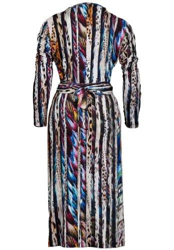 Fashion Farbe Multicolor multicolor APART Jerseykleid zdqwWC