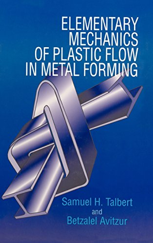 Elementary Mechanics of Plastic Flow in Metal Forming