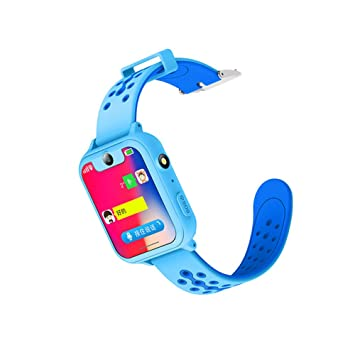 Reloj Inteligente para niños Smartwatch teléfono S6 con cámara HD 1,44 Pulgadas Anti-